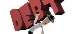 Soul crushing debt